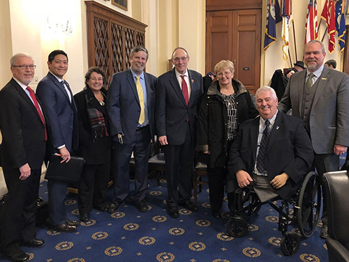 House Committee - Unsung Heroes initiative - caregivers